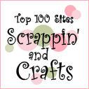 Top 100 Scrappin' Craft Sites